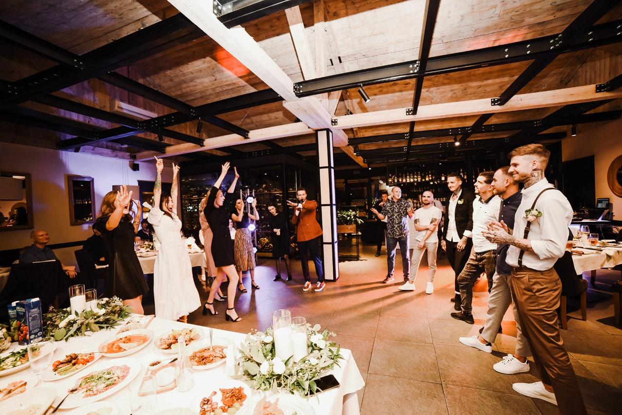 """Весілля в ресторані """"Бістро Пекаря"""" - Березівка"""